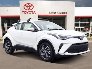 New 2021 Toyota C-HR Limited SUV for sale near you in Murray, UT