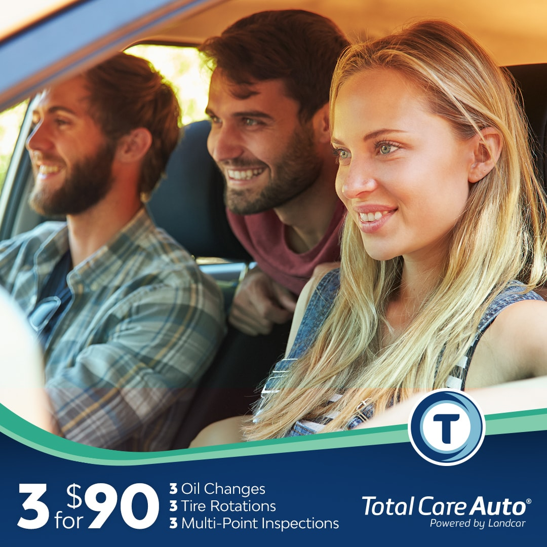 Total Care Auto Prepaid Maintenance Package at Larry H. Miller Toyota Murray