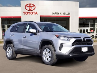 New 2021 Toyota RAV4 LE SUV for sale near you in Murray, UT