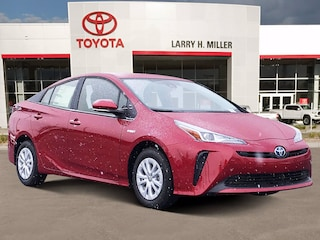 New 2021 Toyota Prius LE Hatchback for sale near you in Murray, UT