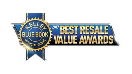 2017 Toyota Tundra – Kelly Blue Book Best Resale Value: Full-Size Pickup Truck