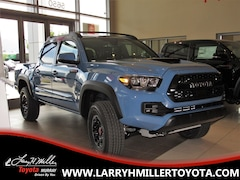 All new and used cars, trucks, and SUVs 2018 Toyota Tacoma TRD Pro V6 Truck Double Cab for sale near you in Murray, UT