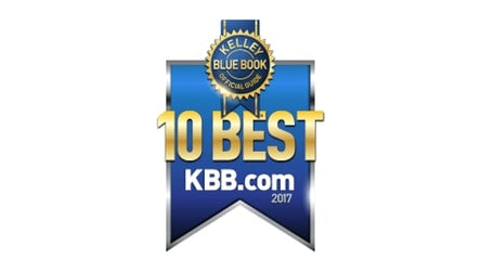 2017 Toyota Prius Prime Was Named One of Kelley Blue Book's KBB.com Top 10 Most Awarded Cars of 2017