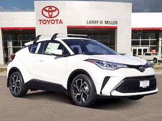 New 2021 Toyota C-HR XLE SUV for sale near you in Murray, UT
