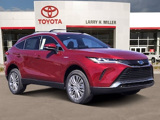 New 2021 Toyota Venza XLE SUV for sale near you in Murray, UT