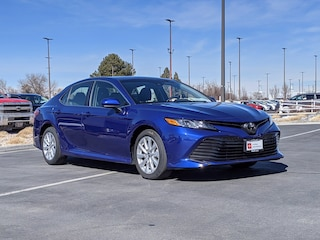 Used 2018 Toyota Camry LE Sedan for sale near you in Murray, UT