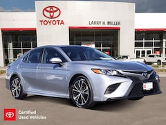 Certified Pre-Owned 2019 Toyota Camry SE Sedan for sale near you in Murray, UT