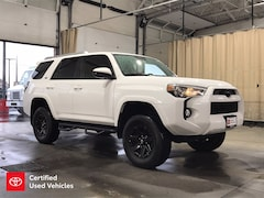 Certified Pre-Owned 2017 Toyota 4Runner SR5 SUV for sale near you in Murray, UT