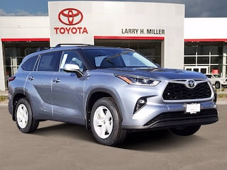 New 2021 Toyota Highlander LE SUV for sale near you in Murray, UT