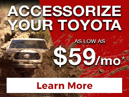 Accessorize Your Toyota