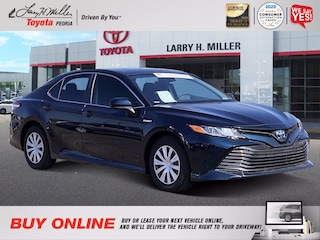 Used 2020 Toyota Camry LE for sale in Peoria, AZ near Phoenix