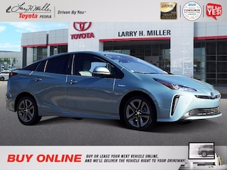 New 2021 Toyota Prius Limited Hatchback for sale near you in Peoria, AZ