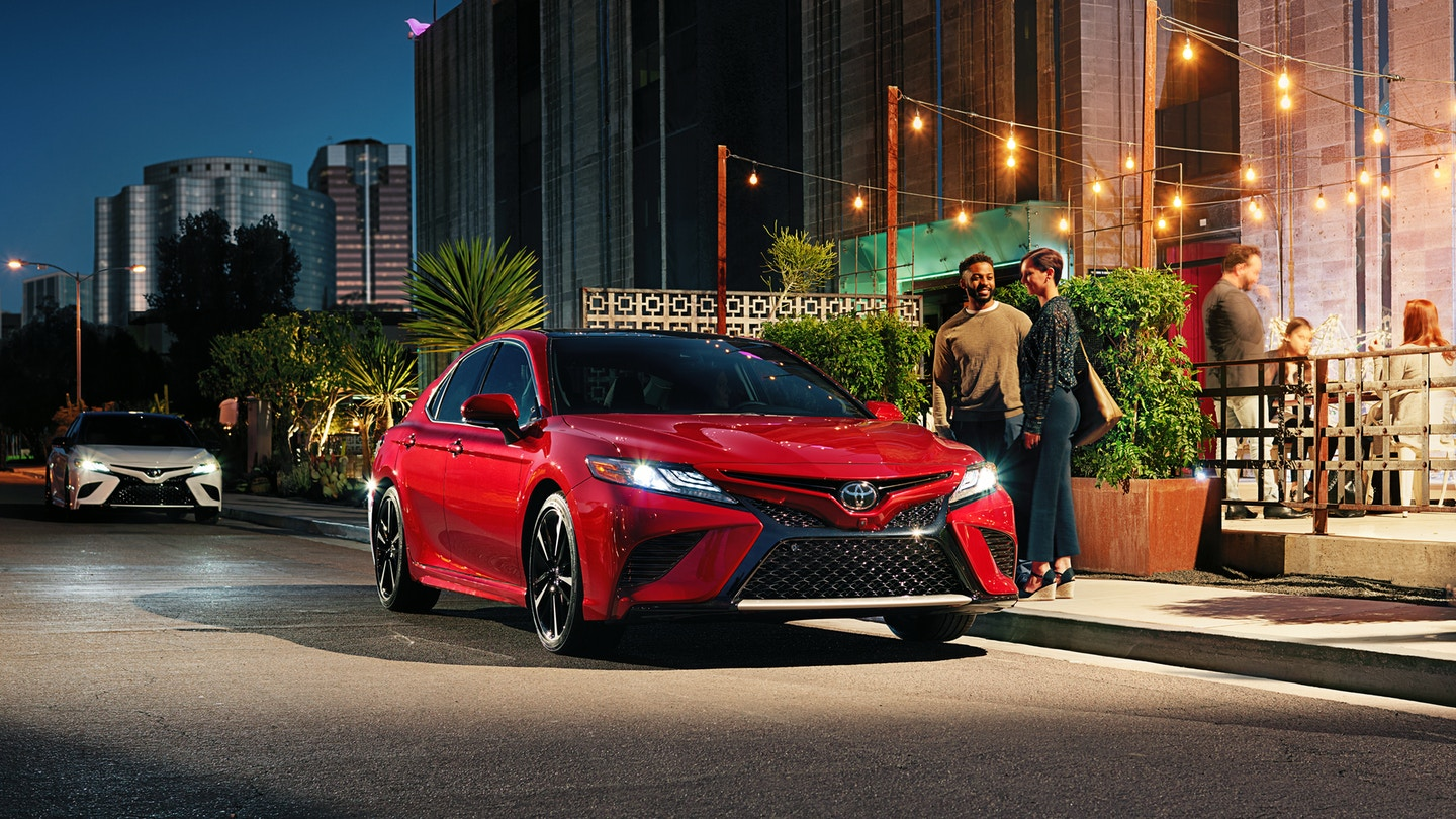 Which Toyota to Take to Your Memorial Day Activity
