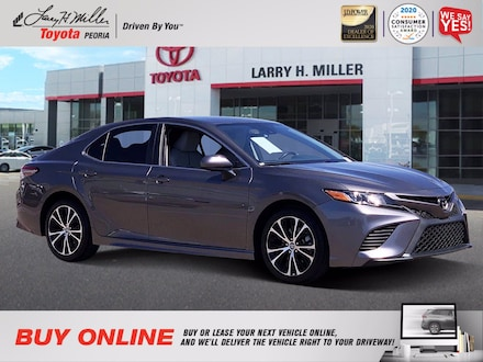 Featured Used 2019 Toyota Camry SE for sale near you in Peoria, AZ