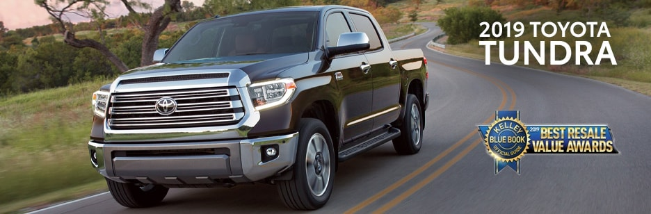 2019 Toyota Tundra Review for Peoria, AZ Truck Shoppers