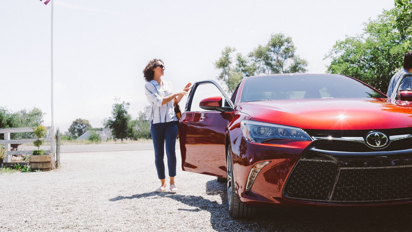Why Everyone is Talking About the Camry — And Why You Should, Too