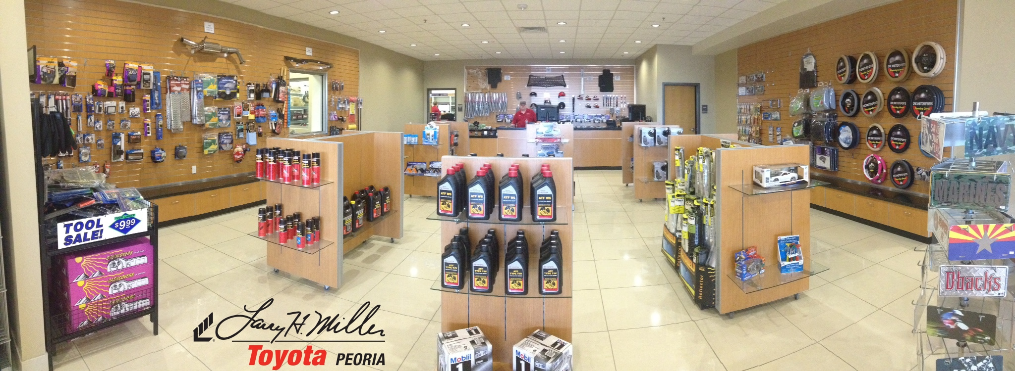Visit The Larry Miller Toyota Peoria Parts Department For Genuine Toyota  Parts And Accessories