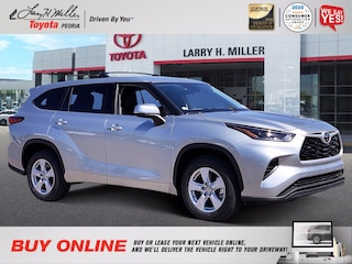New 2021 Toyota Highlander L SUV for sale near you in Peoria, AZ