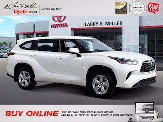 Used 2021 Toyota Highlander L for sale in Peoria, AZ near Phoenix
