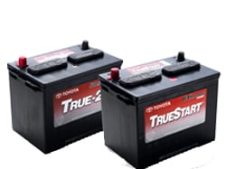 $10 OFF Genuine Toyota TrueStart Battery