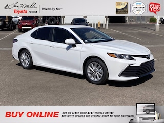 New 2021 Toyota Camry LE Sedan for sale near you in Peoria, AZ