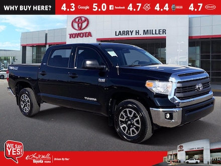 Featured Used 2015 Toyota Tundra SR5 5.7L V8 w/FFV for sale near you in Peoria, AZ