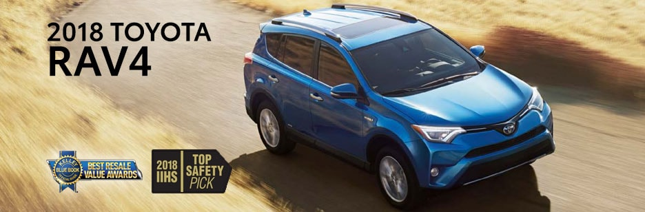 2018 Toyota RAV4 Review for Peoria, AZ