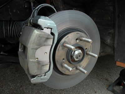 Brake Service in Peoria, AZ