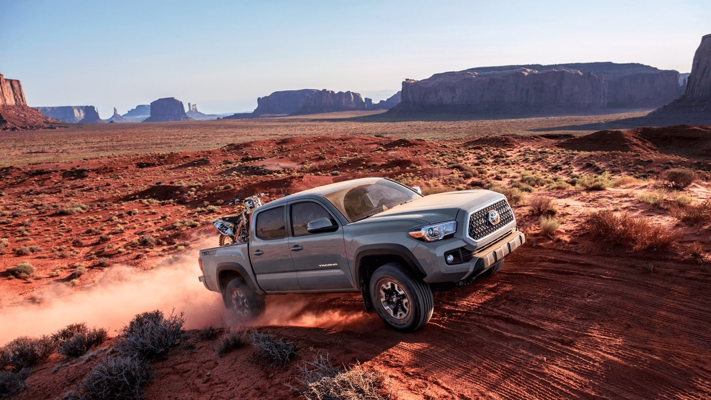Our Three Favorite Features of the Toyota Tacoma