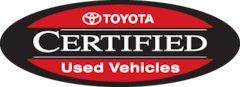 Certified Toyota Inventory