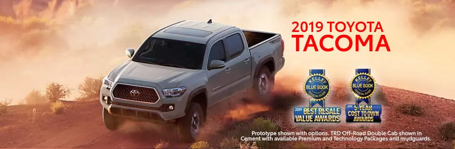 2019 Toyota Tacoma Review for Peoria, AZ