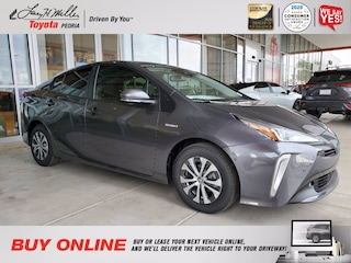 New 2021 Toyota Prius XLE Hatchback for sale near you in Peoria, AZ