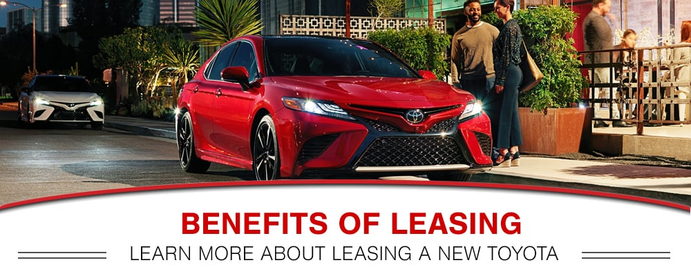 Learn About the Benefits of Leasing a New Toyota in Peoria, AZ