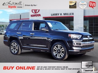 Used 2017 Toyota 4Runner Limited for sale in Peoria, AZ near Phoenix