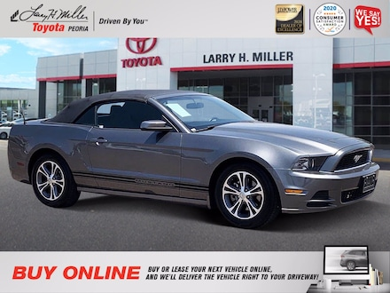 Featured Used 2014 Ford Mustang for sale near you in Peoria, AZ