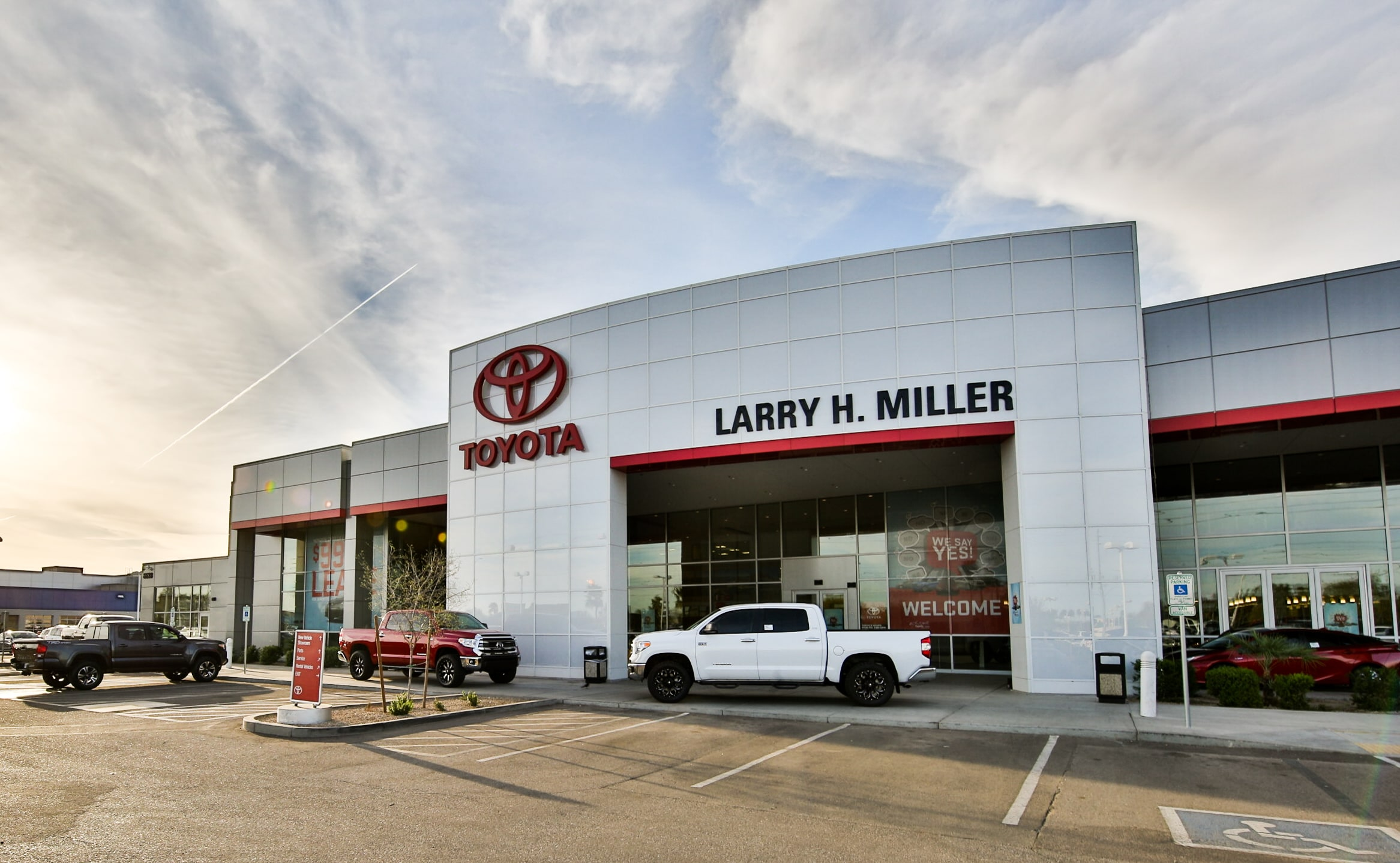 Larry H. Miller Toyota Peoria Gains National Notoriety