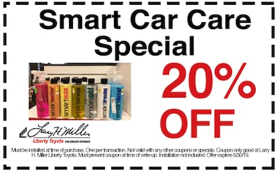 Take 20% off Smart Care Products!