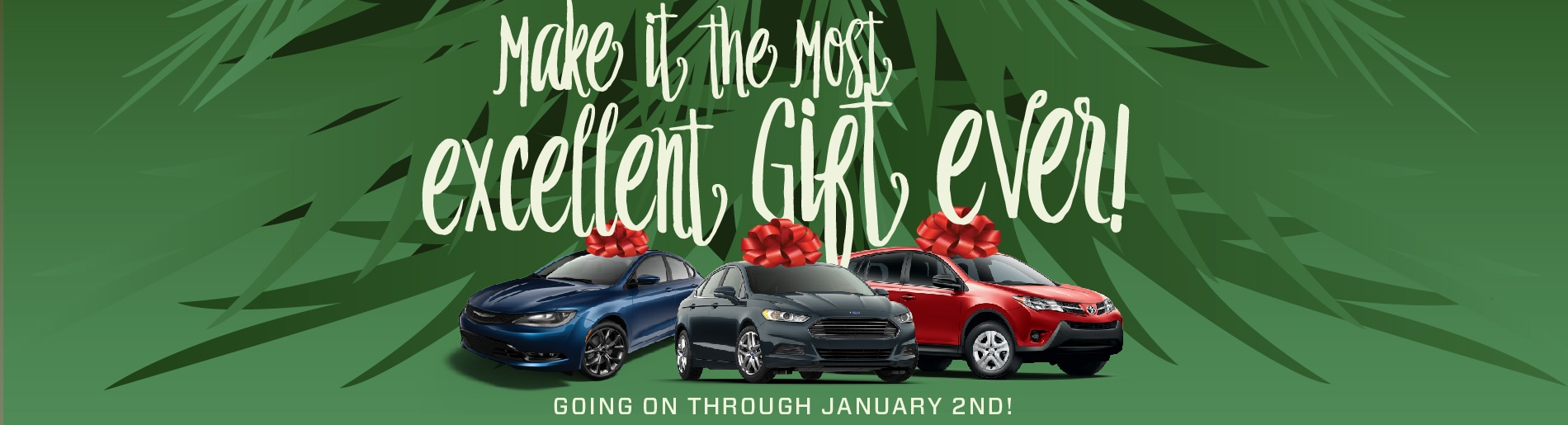 Most Excellent Gift Sales Event | Liberty Toyota Colorado Springs