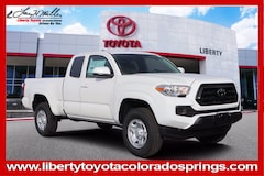 New 2021 Toyota Tacoma SR Truck Access Cab for sale near you in Colorado Springs, CO