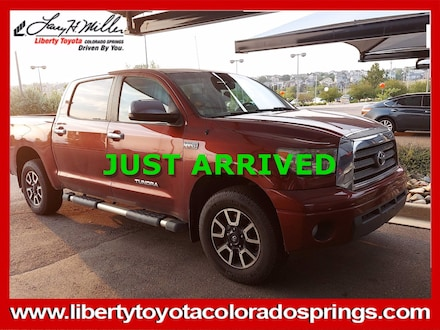 Featured Used 2007 Toyota Tundra LTD Truck for sale near you in Colorado Springs, CO