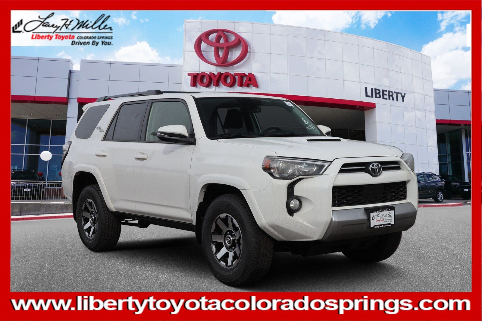 New 2020 Toyota 4runner For Sale Colorado Springs Co Call 877 805 8020 With Stock L5751527