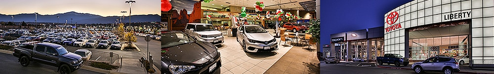 Colorado Springs Toyota >> Larry H Miller Liberty Toyota Colorado Springs Toyota Dealer Near
