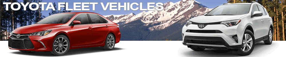 Toyota Fleet & Commercial Sales Colorado Springs