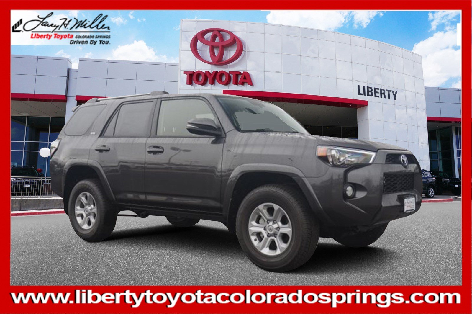 Featured New 2019 Toyota 4Runner SR5 Premium SUV for sale in Colorado Springs, CO