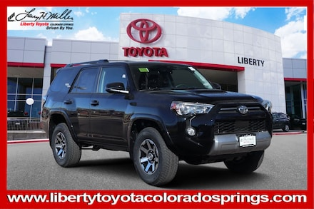 Featured New 2020 Toyota 4Runner TRD Off Road Premium SUV for sale in Colorado Springs, CO