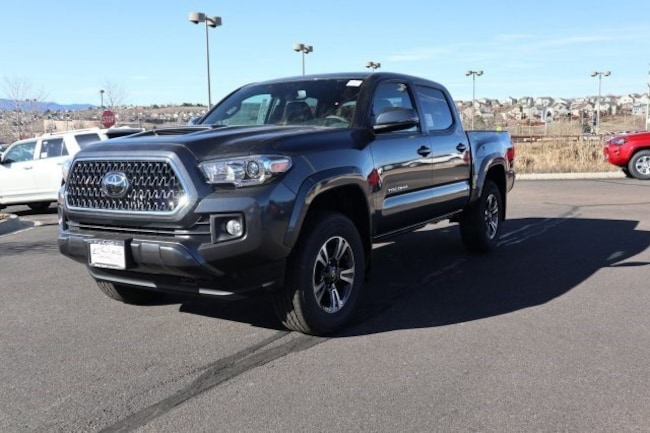 Larry H Miller Toyota Colorado Springs >> New 2019 Toyota Tacoma For Sale | Colorado Springs CO | Call 719-388-4211 with Stock #KM234857