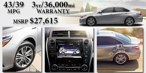 Toyota Camry Hybrid Vs Ford Fusion Energi Hybrid Amp Honda