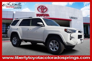 New Toyota 2019 Toyota 4Runner SR5 SUV for sale in Colorado Springs, CO