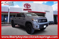 New 2021 Toyota Tundra SR5 5.7L V8 Truck CrewMax for sale near you in Colorado Springs, CO