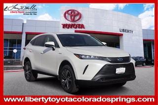 2021 Toyota Venza LE SUV for sale near you in Colorado Springs, CO